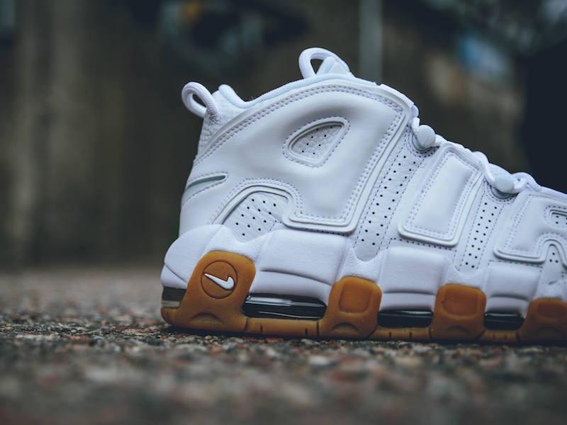 Nike Air More Uptempo White Gum_1