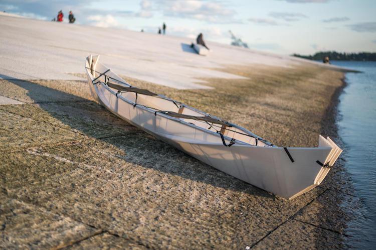 ONAK The Origami Foldable Canoe_3