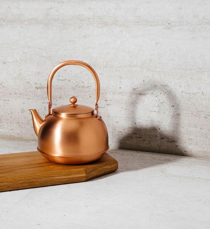 Saikai Copper Kettle