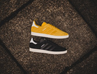 """Shoe of the Day // adidas Gazelle """"Ostrich Pack"""""""