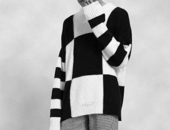 LN-CC Fall 2016 Menswear Lookbook // Sequential Stripes and Congruent Checks