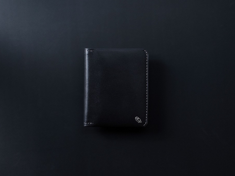 Bellroy XO Barneys New York Slim Sleeve Folding Card Case Midnight