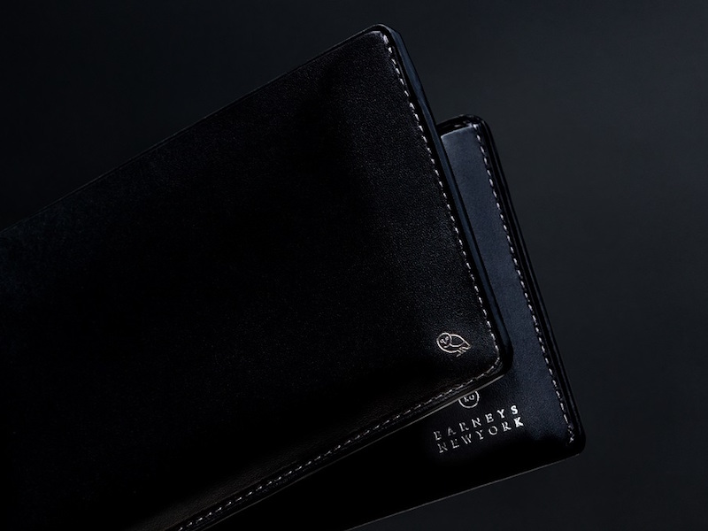 Bellroy XO Barneys New York Slim Sleeve Folding Card Case