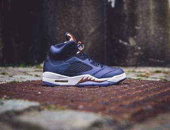 """Shoe of the Day // Jordan Brand Air Jordan 5 Retro """"Bronze"""""""
