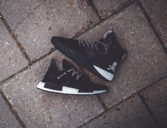 Shoe of the Day // mastermind JAPAN x adidas NMD_XR1 & Tubular Instinct