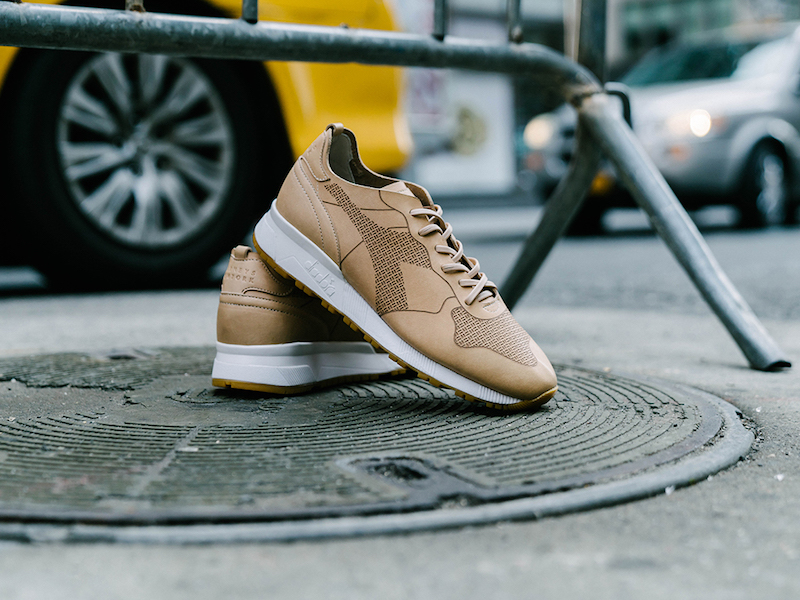 BNY Sole Series Diadora Trident 90 Low Top Sneakers