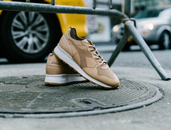BNY Sole Series // Diadora Trident 90 Low-Top Sneakers