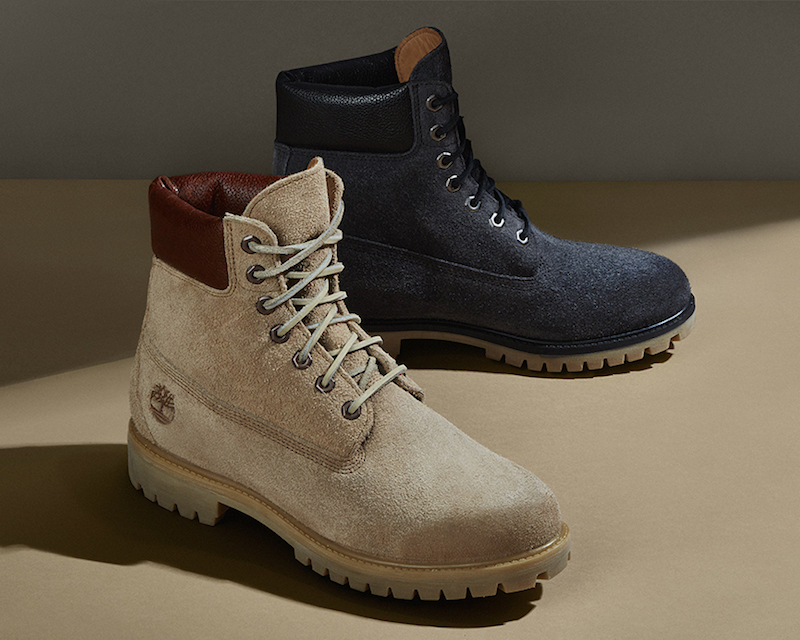 BNY Sole Series x Timberland 6 Inch Boots