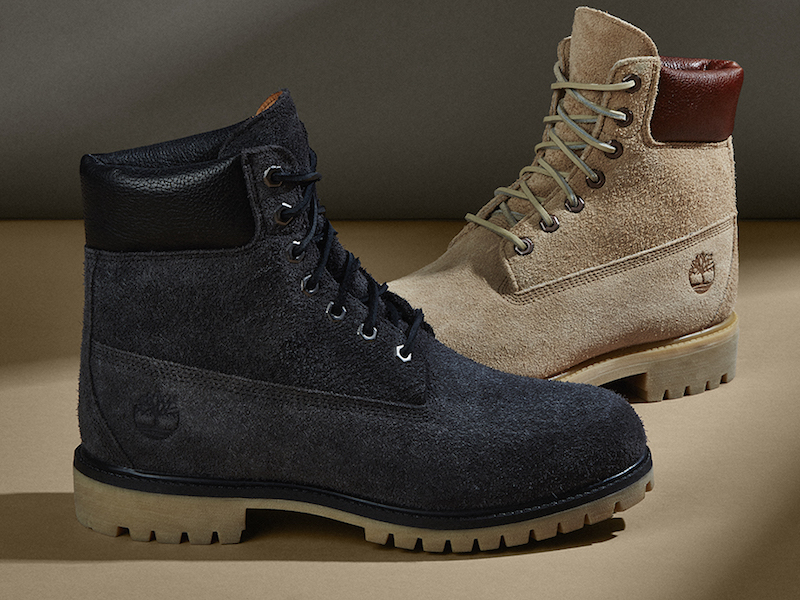 BNY Sole Series x Timberland 6 Inch Boots 1