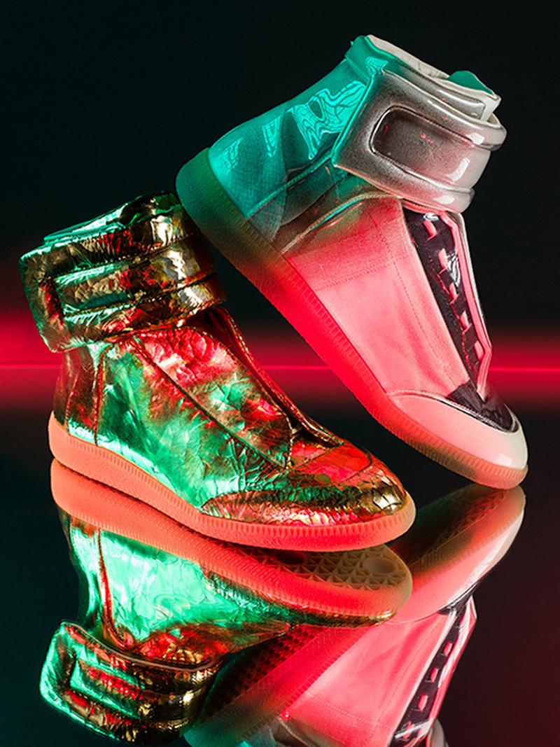 Maison Margiela Future High Top Sneakers