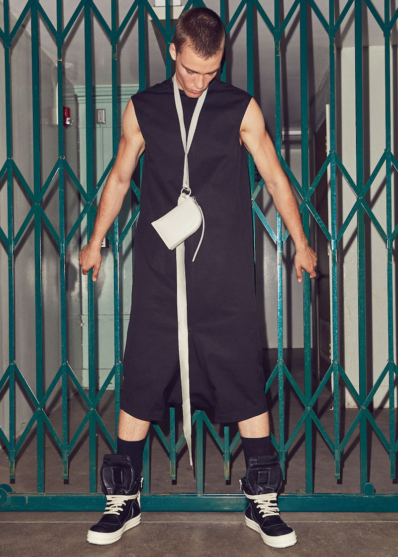 Rick Owens Jumpsuit