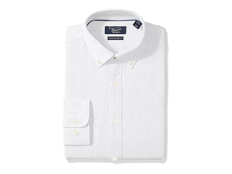 Original Penguin Slim Fit Essential Oxford Dress Shirt