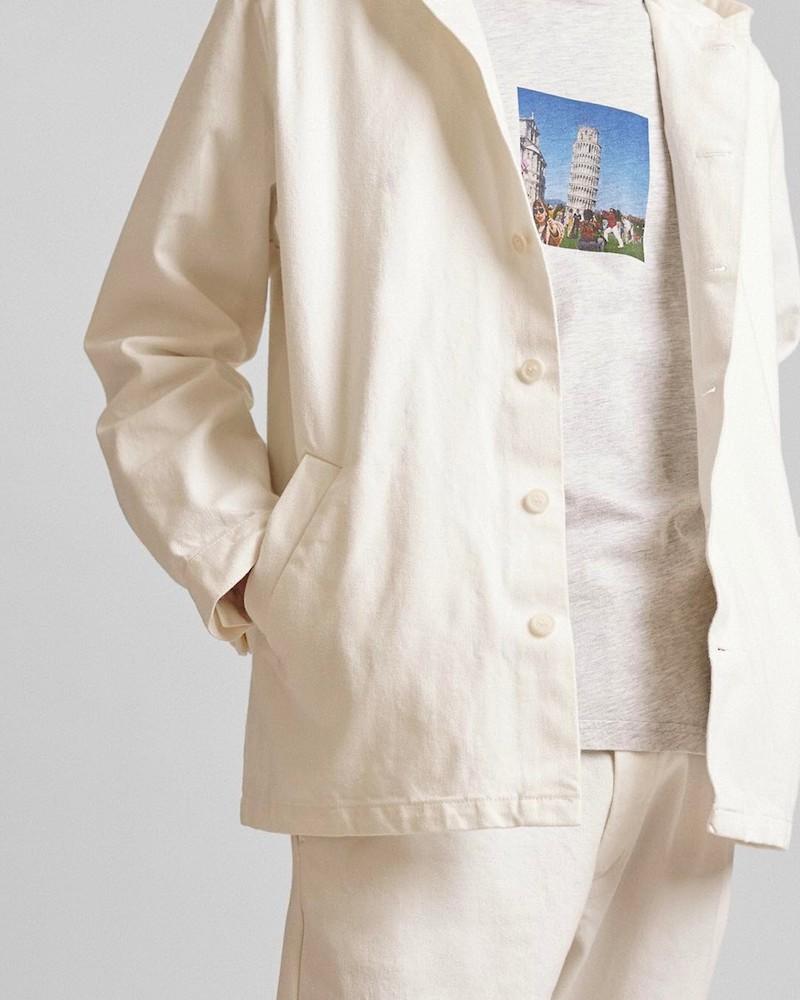 Sunnei Hooded Denim Jacket