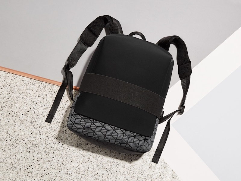 Y-3 Qasa Reflective-Print Backpack
