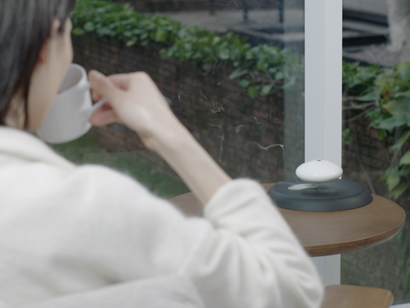 YUN Levitating Incense Holder 2