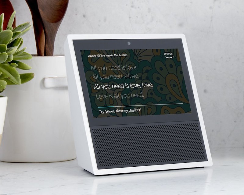 Amazon Echo Show Play Your Favorite Music