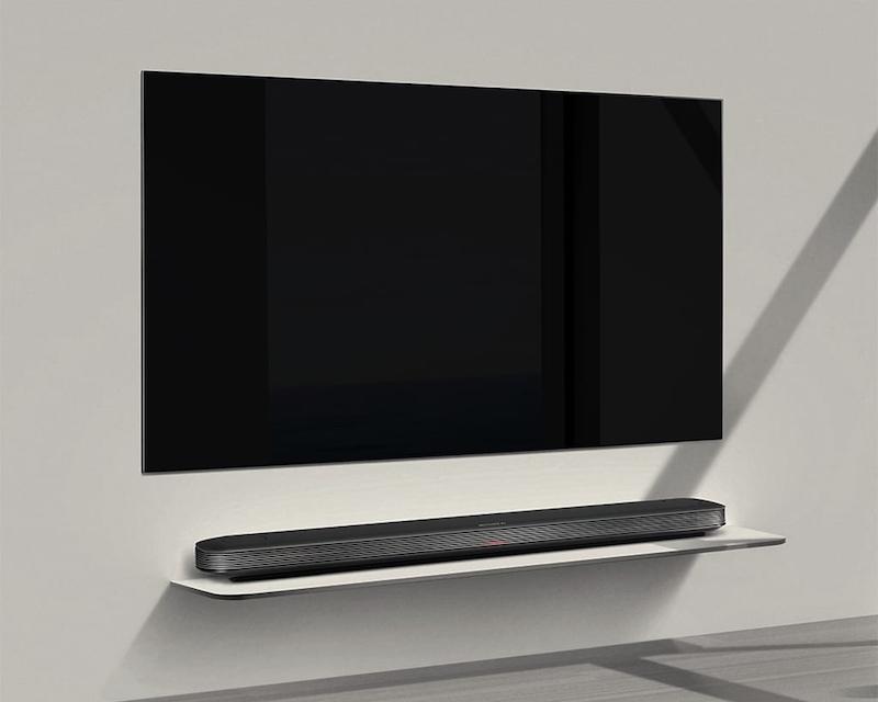 """LG 65"""" Signature OLED W7 4K HUD HDR TV"""