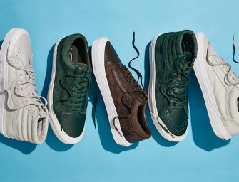 BNY Sole Series // Vans OG Old Skool & Sk8-Hi Capsule Collection