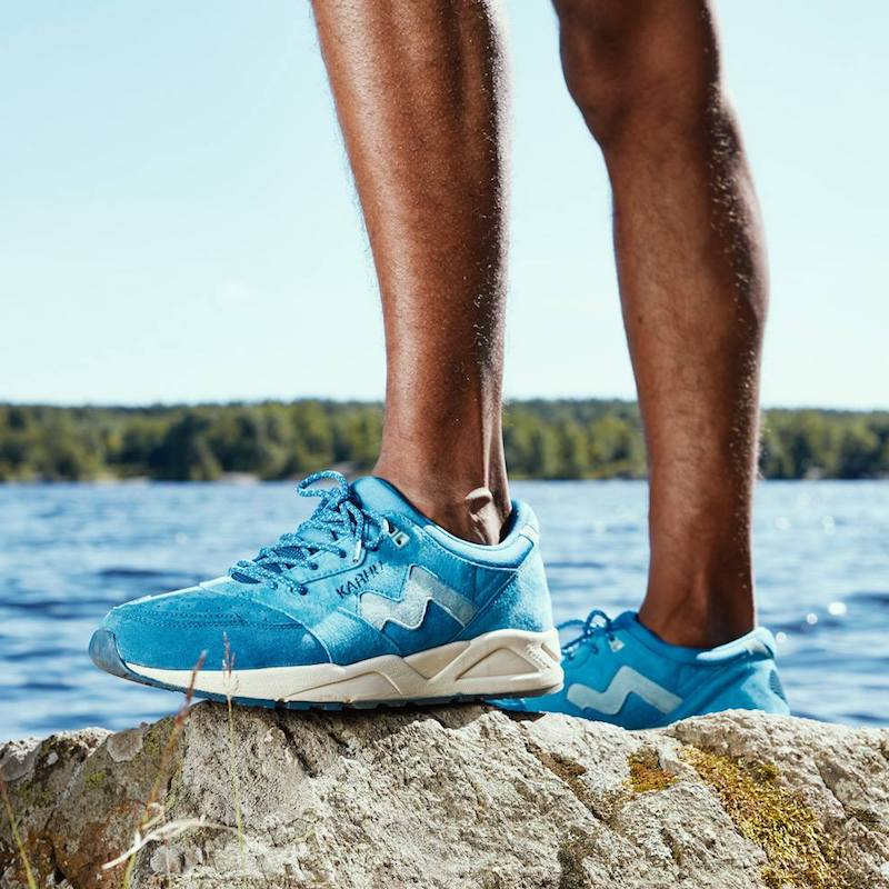 Karhu Aria x Sneakersnstuff The land of a thousand lakes
