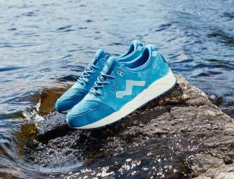 "Karhu Aria x Sneakersnstuff ""The land of a thousand lakes"""