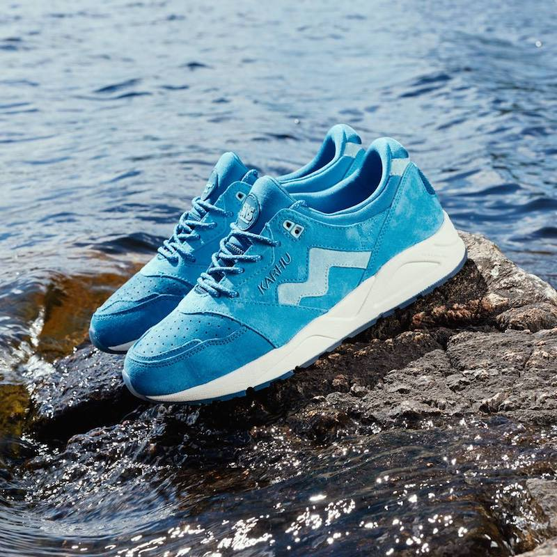 Karhu Aria x Sneakersnstuff The land of a thousand lakes 2