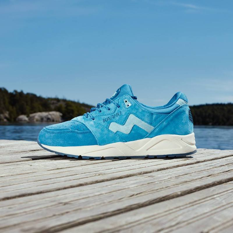 Karhu Aria x Sneakersnstuff The land of a thousand lakes 3