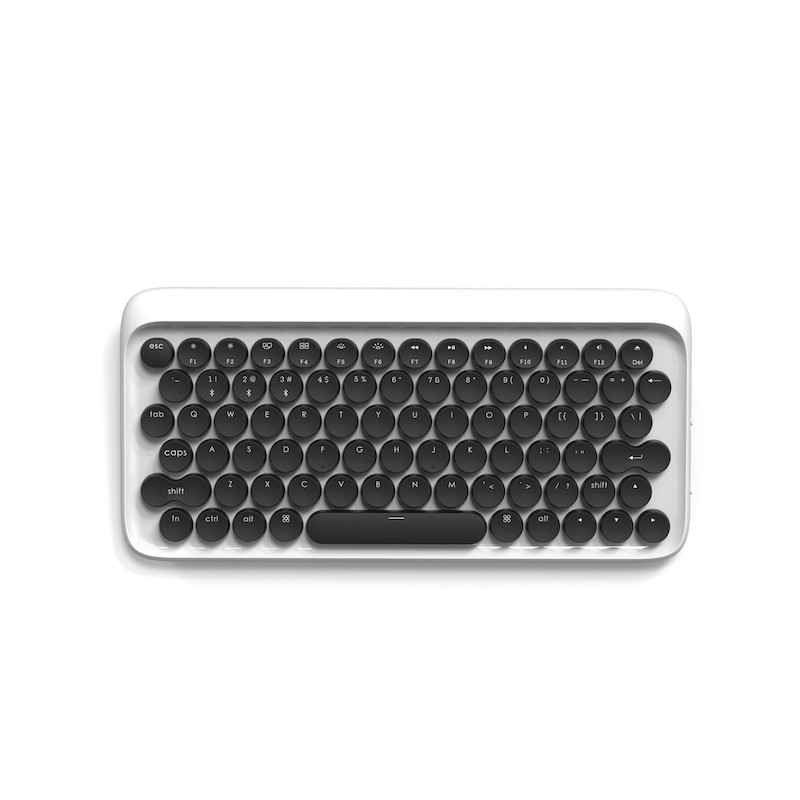 lofree Wireless Mechanical Keyboard in White