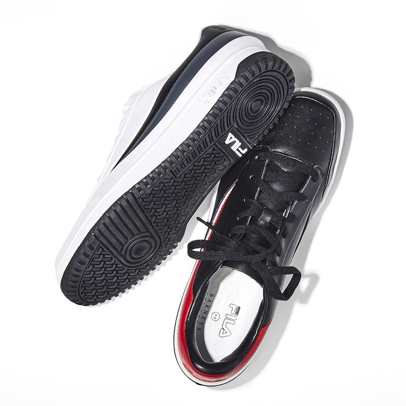 BNY Sole Series x FILA Original Tennis Leather Sneakers