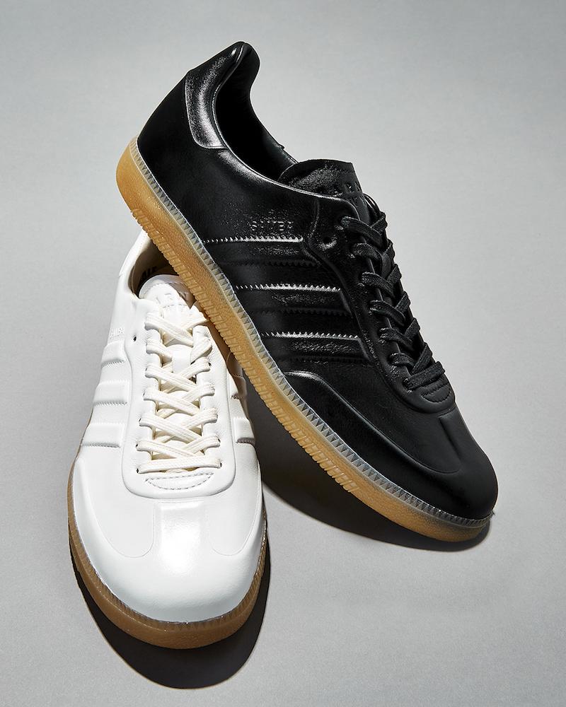 BNY Sole Series // adidas Samba Leather