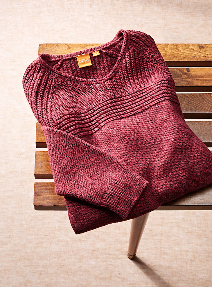 Essential Sweater Layers