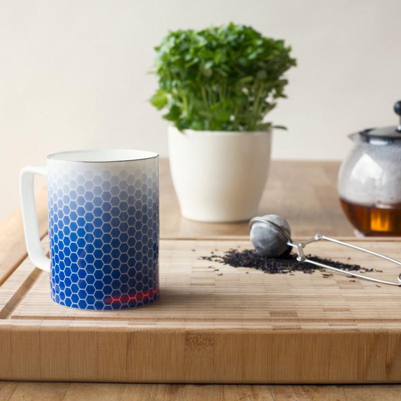 Glowstone Honeycomb Self-Heating Smart Mug
