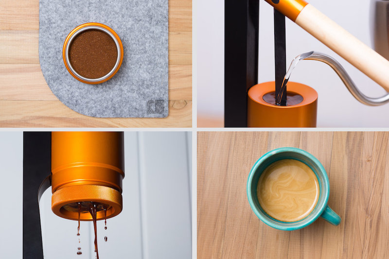 Newton Espresso Maker