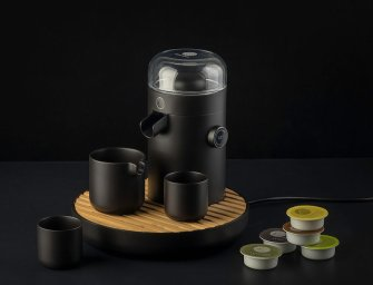 TEAMOSA: Automated Tea Brewing Machine