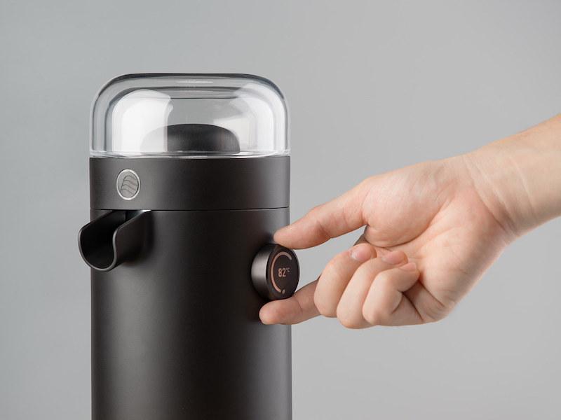 TEAMOSA: Automated Tea Brewing Machine