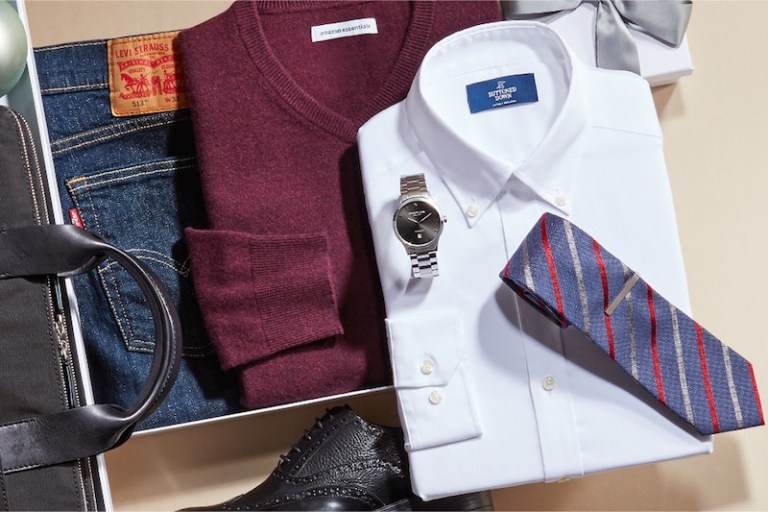 Amazon Fashion Holiday 2017 Men's Gift Guide