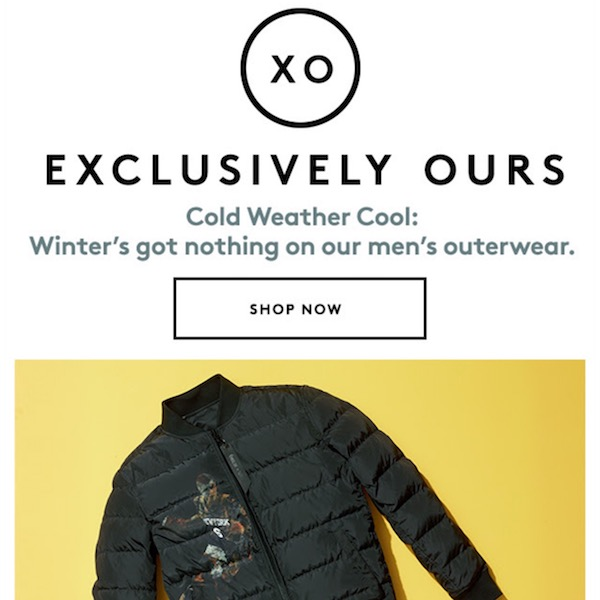 Barneys New York Exclusive Men's Outerwear With Exceptional Style