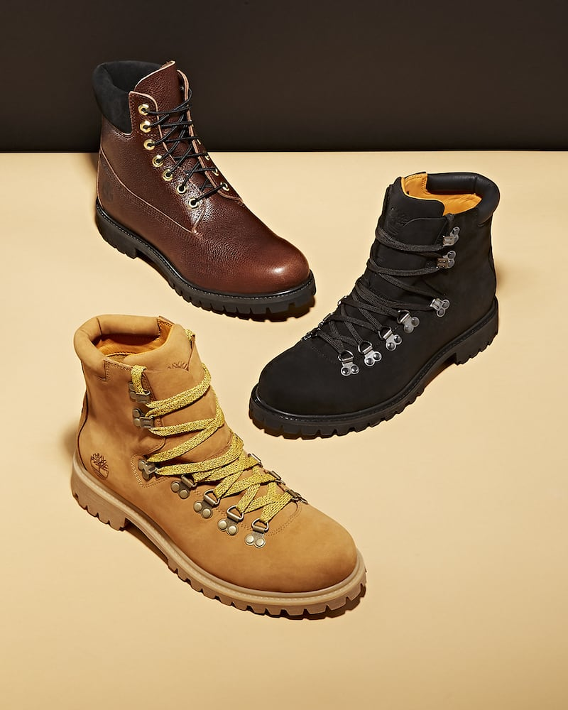 BNY Sole Series x Timberland Fall 2017 Capsule Collection