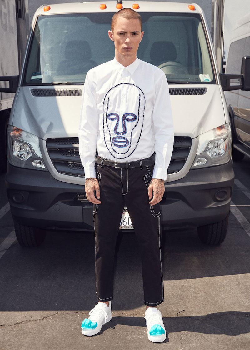 Comme des Garçons SHIRT Cotton Poplin Shirt