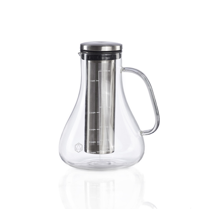 icosa Brewhouse Arctic Full Cold Brew System