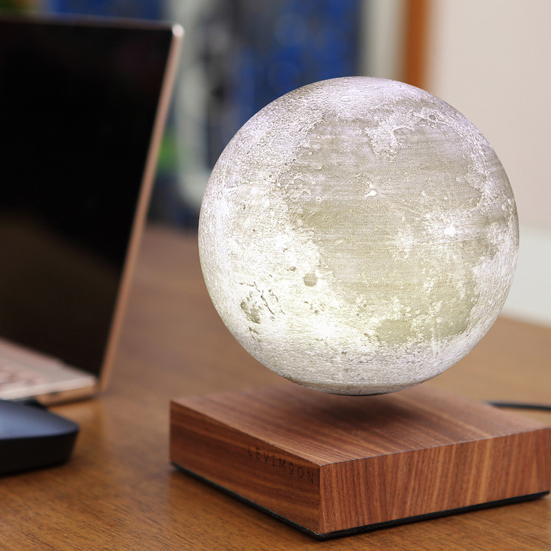 Levimoon Levitating Moon Lamp