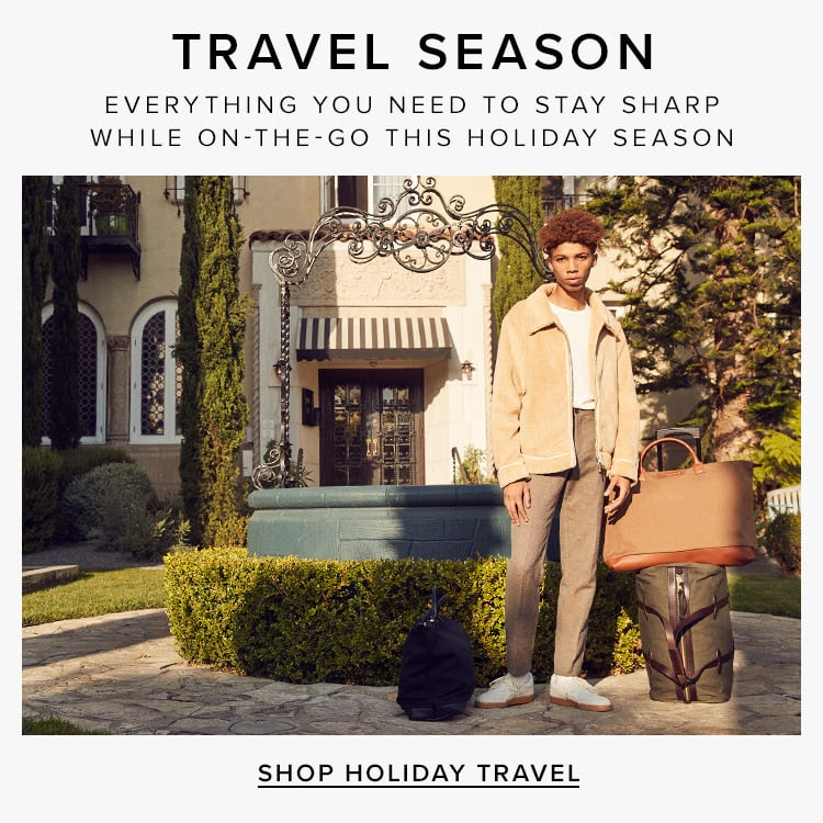 Revolve Man The Holiday Travel Shop