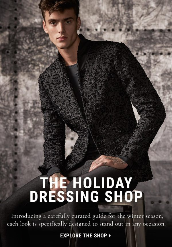 The Holiday Dressing ShopExplore the Shop