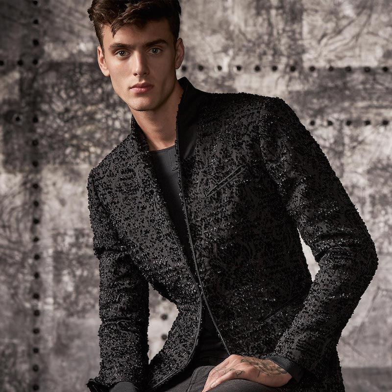 John Varvatos The Holiday Dressing Shop 2017