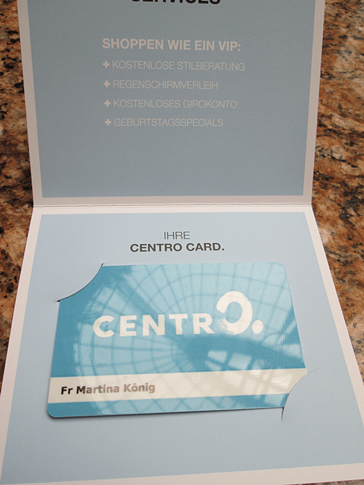 Personal-Shopping-Centro-Card