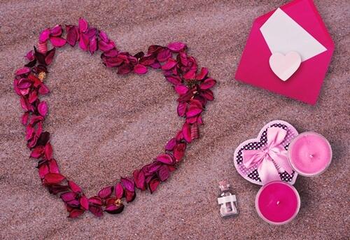 Valentinstag - Liebe oder Kommerz