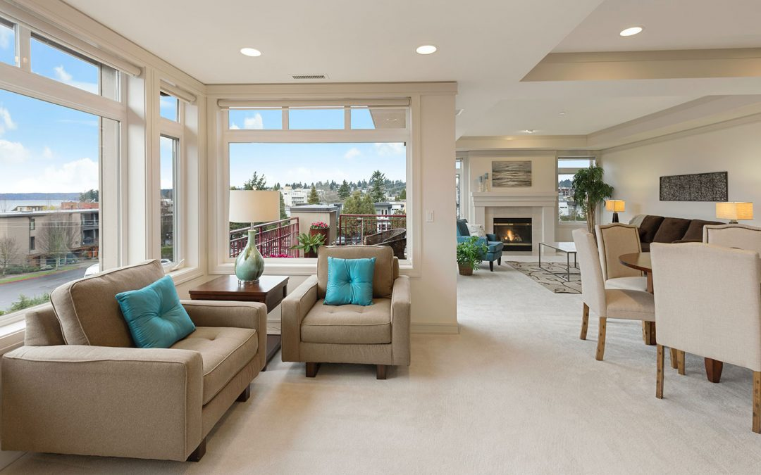 living room fireplace recessed lights
