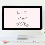Step by Step Guide On How To Start A Blog