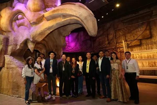 TRIBHUM: THE MYSTICAL THREE WORLDS, The World's First 3D Walkthrough Adventure Theme Park at Central Phuket