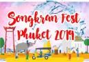 Phuket Songkran Fest 2019
