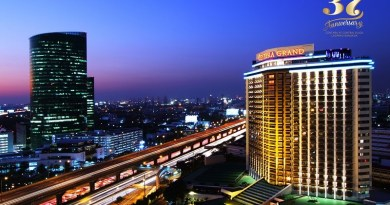Stay 2 Pay 1 offer at Centara Grand at Central Plaza Ladprao Bangkok